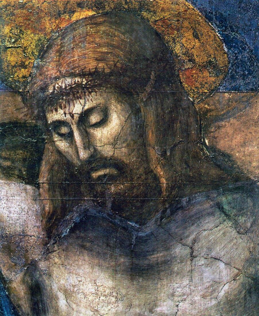 The Trinity Detail [2] - Masaccio